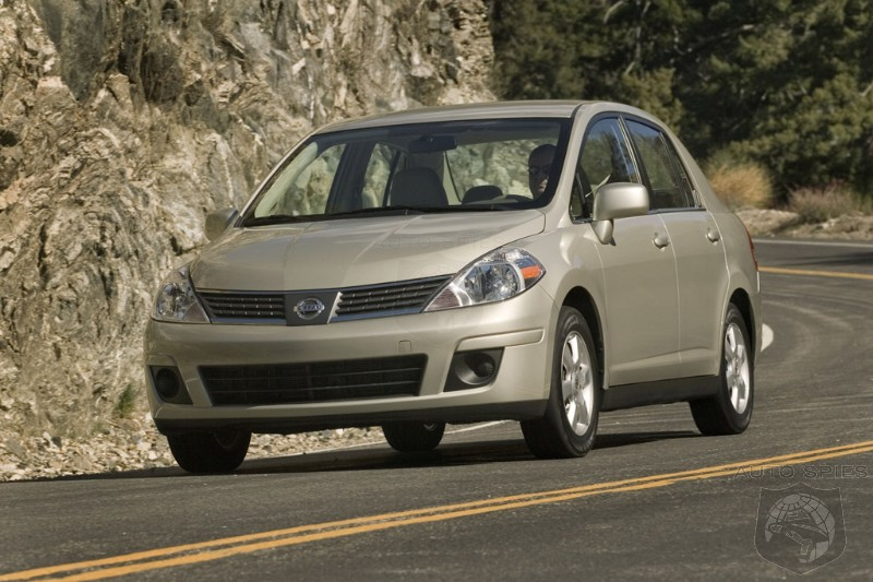 2009 Nissan Versa Pricing Announced
